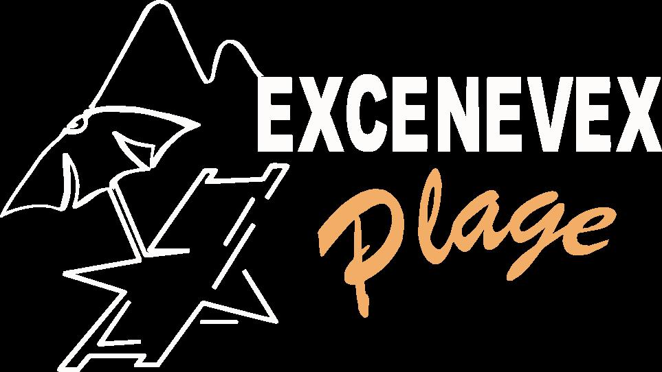 logo excenevex plage
