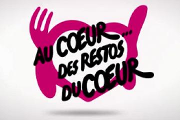 Logo Les Restos Du Coeur